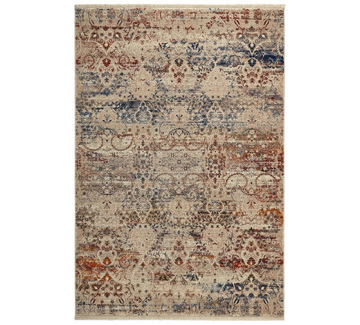 VINTAGE-TEPPICH - Multicolor, LIFESTYLE, Textil (120/153cm) - Esposa
