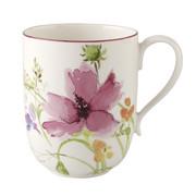 KAFFEEBECHER - Multicolor/Weiß, Basics, Keramik (0,48l) - Villeroy & Boch