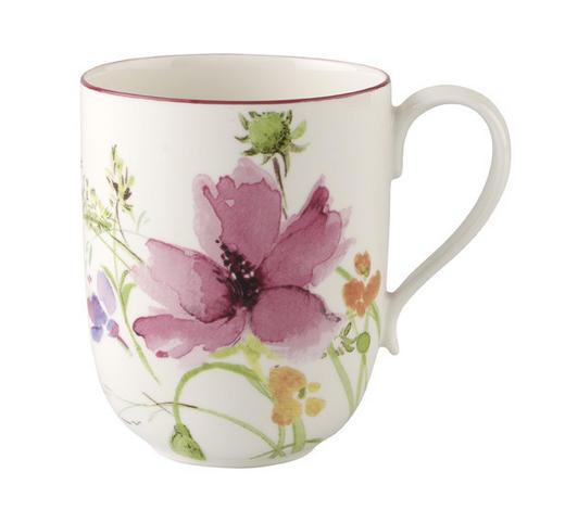 KAFFEEBECHER 480 ml  - Multicolor/Weiß, KONVENTIONELL, Keramik (0,48l) - Villeroy & Boch