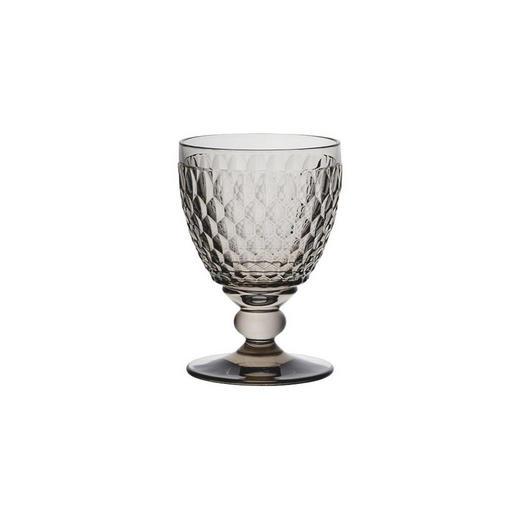 ROTWEINGLAS - Grau, Basics, Glas (0,31l) - Villeroy & Boch