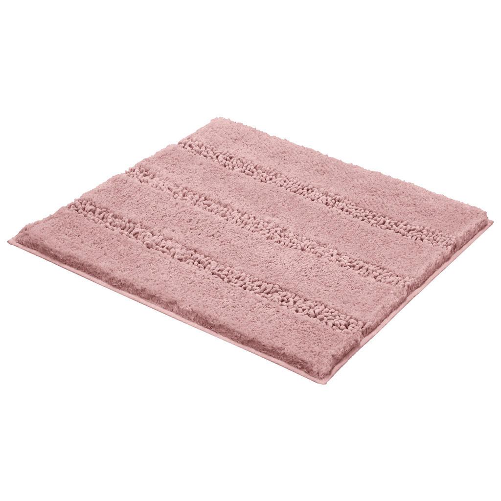 Kleine Wolke Badteppich in rosa 60/60 cm