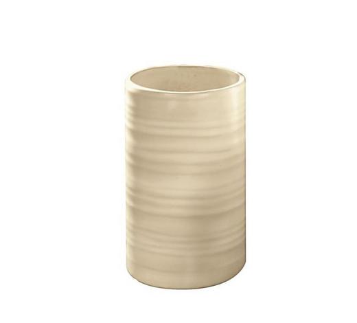 KUPAONSKA ČAŠA - krem, Konvencionalno, keramika (7,6/9,5cm) - Kleine Wolke