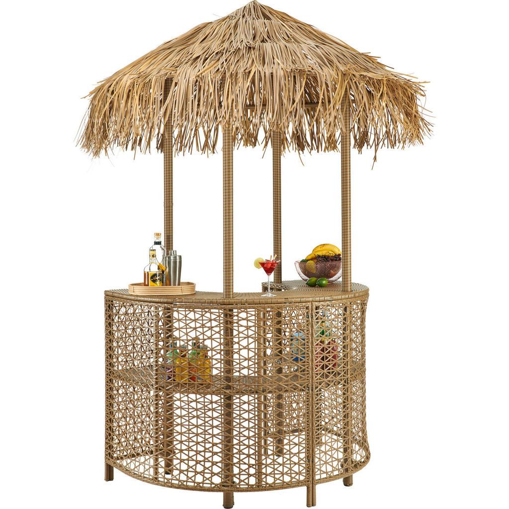 Image of Ambia Garden Bar in braun , 9840277 Honolulu , Metall, Kunststoff , 1 Fächer , 256 cm , pulverbeschichtet,pulverbeschichtet,pulverbeschichtet,glänzend,glänzend,matt,glänzend , wetterfest , 0084160043