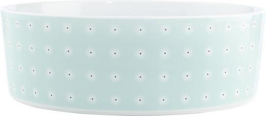SCHALE Keramik Porzellan - Türkis/Schwarz, Basics, Keramik (24cm) - Seltmann Weiden