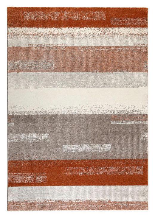 WEBTEPPICH  133/200 cm  Orange, Taupe, Weiß - Taupe/Orange, Basics, Textil (133/200cm) - Esprit