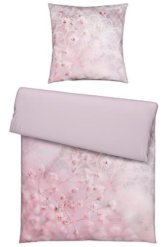 BETTWÄSCHE Satin Rosa 135/200 cm - Rosa, Trend, Textil (135/200cm) - Esposa