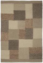 ROČNO TKANA PREPROGA NORDIC - naravna, Trendi, tekstil (80 150 cm) - Linea Natura