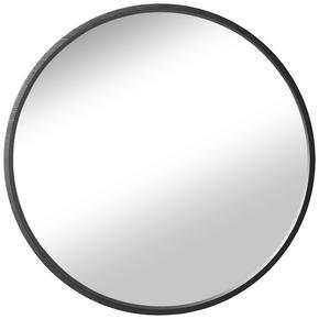SPEGEL - svart, Design, glas/trä (80cm)
