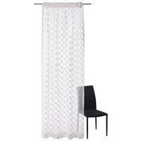 FERTIGVORHANG  transparent  130/250 cm - Kupferfarben, Design, Textil (130/250cm) - Joop!
