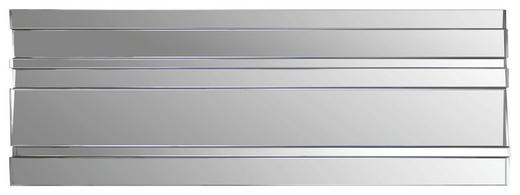 SPIEGEL - Silberfarben, Design, Glas/Holz (160/60/6cm) - Xora