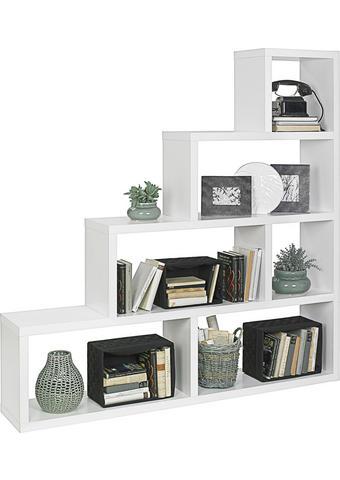 PREDELNA STENA 164/164/29 cm bela  - bela, Design, leseni material (164/164/29cm) - Xora