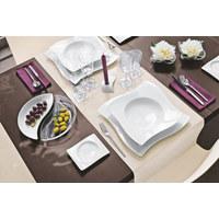 PIZZATELLER Keramik Porzellan  - Weiß, Basics, Keramik (30cm) - Villeroy & Boch
