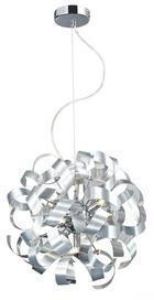 LED-HÄNGELEUCHTE - Chromfarben, LIFESTYLE, Metall (40/320cm) - Ambiente
