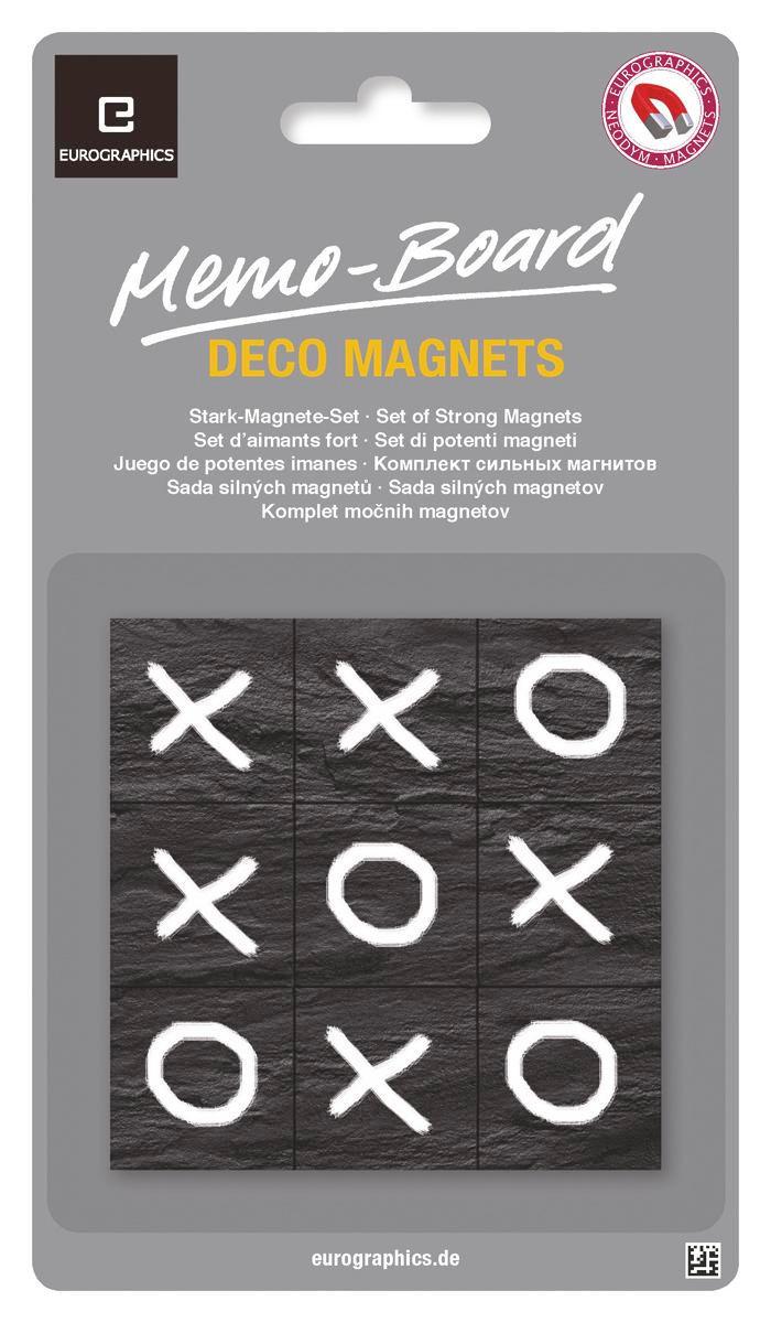 MAGNETSET - Multicolor, Basics, Metall (11/20/0,5cm) - EUROGRAPHICS