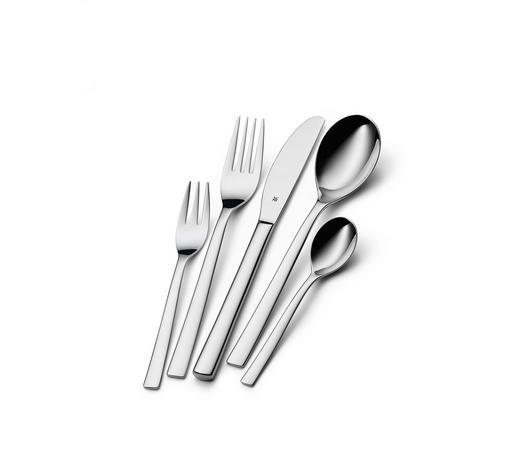 BESTECKSET  30-teilig  Edelstahl   - Edelstahlfarben, Basics, Metall - WMF