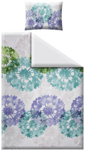 POSTELJINA - Plava, Osnovno, Tekstil (200/200cm) - Esposa