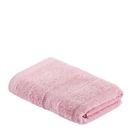 DUSCHTUCH 70/140 cm - Rosa, Basics, Textil (70/140cm) - Linea Natura