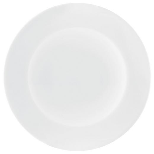 FRÜHSTÜCKSTELLER - Weiß, Design, Keramik (23cm) - Seltmann Weiden