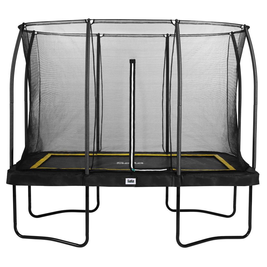 XXXL Trampolin Salta Comfort 214/305 cm Schwarz | Kinderzimmer > Spielzeuge > Trampoline | Metall | XXXL Shop