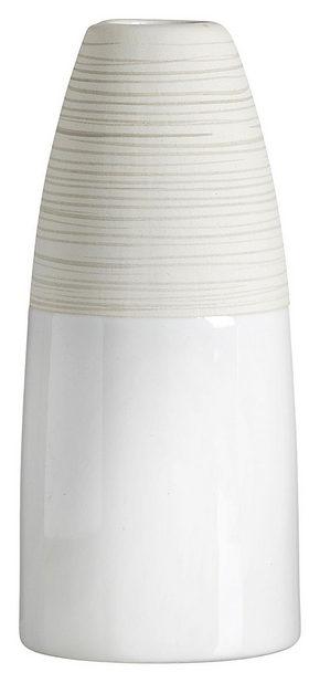 VAS - vit, Design, keramik (6/6/13cm) - Ritzenhoff Breker