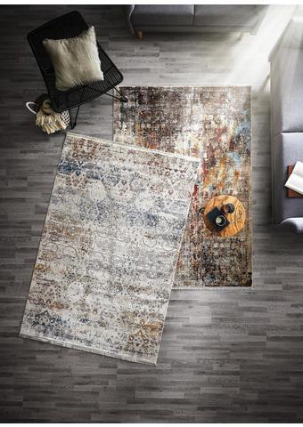 VINTAGE TEPIH - siva/višebojno, Lifestyle, tekstil (133/185cm) - Esposa