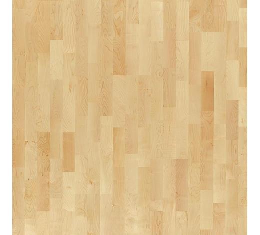 Parkett Schiffsboden Ahorn  per  m²  - Ahornfarben, KONVENTIONELL, Holz (220/18,5/1,3cm) - Ambiente