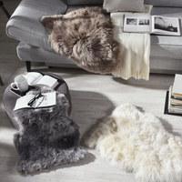 SCHAFFELL - Braun, KONVENTIONELL, Textil (65/45cm) - LINEA NATURA
