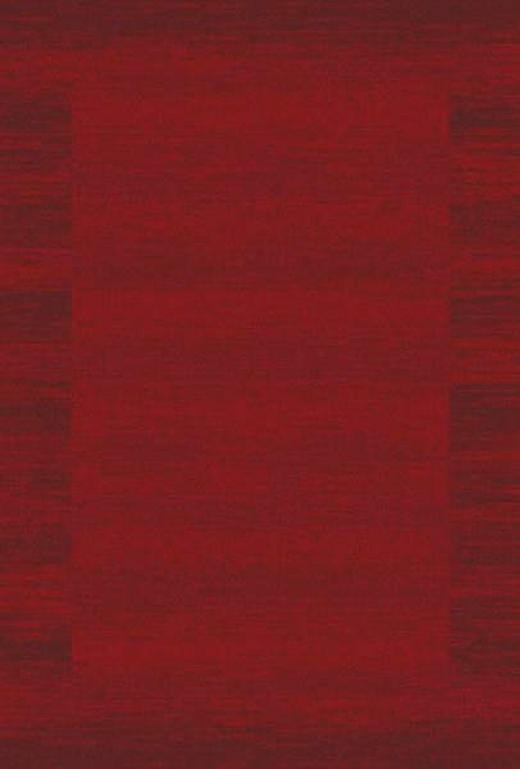 WEBTEPPICH  160/230 cm  Rot - Rot, Basics, Textil (160/230cm) - Novel