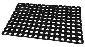 DÖRRMATTA - svart, Basics, ytterligare naturmaterial (60/2,3/40cm)