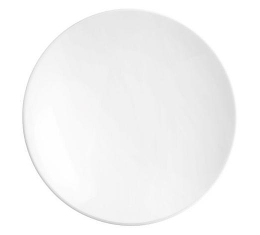 PASTATELLER 26 cm - Weiß, KONVENTIONELL, Keramik (26cm) - Seltmann Weiden