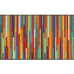 FUßMATTE 75/120 cm Graphik Multicolor  - Multicolor, Basics, Kunststoff/Textil (75/120cm) - Esposa