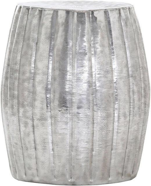 HOCKER Alufarben - Alufarben, Design, Metall (50/62cm) - Carryhome