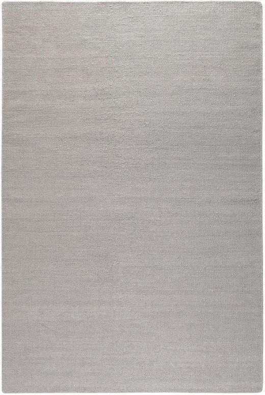 HANDWEBTEPPICH  130/190 cm  Silberfarben - Silberfarben, Basics, Textil (130/190cm) - Esprit