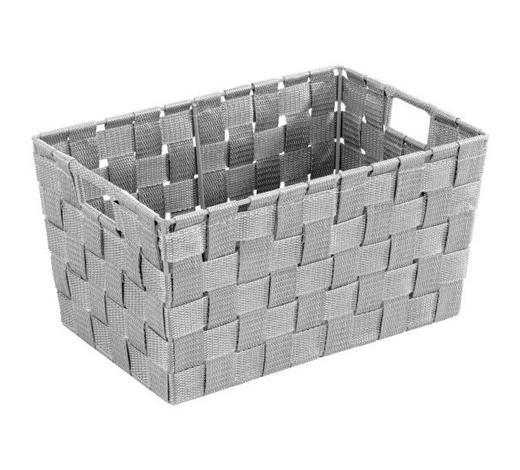 KORB - Grau, Basics, Kunststoff (30/20/15cm)