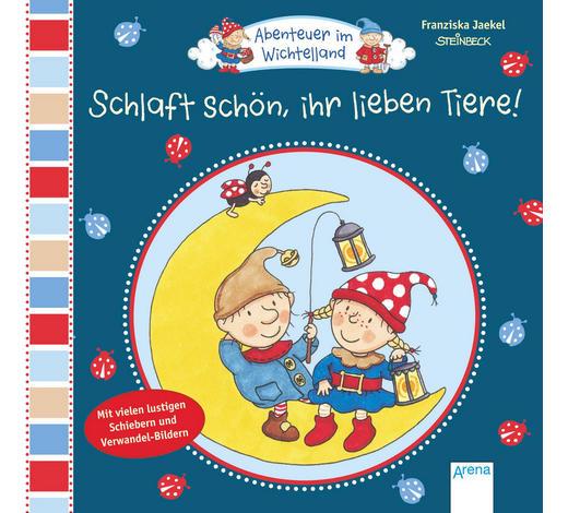BILDERBUCH - Multicolor, Basics, Karton (20/20/1,8cm) - Arena