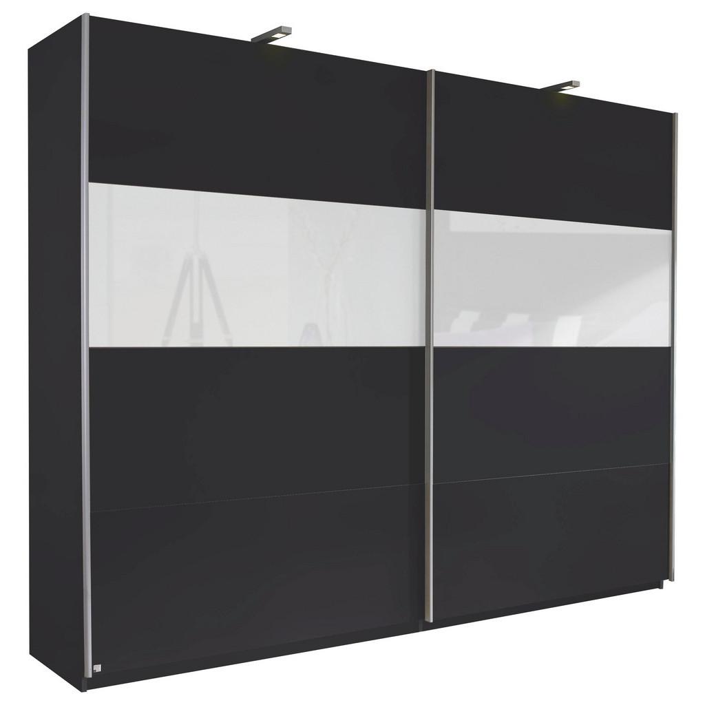 CARRYHOME SCHWEBETÜRENSCHRANK 2 -türig Weiß bei XXXL Einrichtungshäuser - Shop