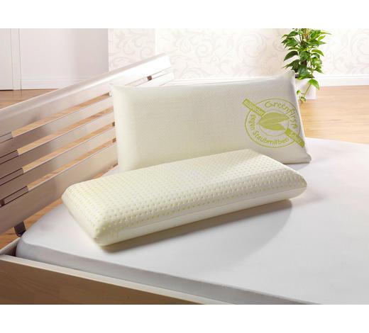NACKENKISSEN  40/80 cm       - Weiß, Basics, Textil (40/80cm) - Novel