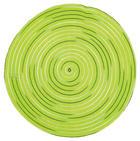 TISCHSET - Hellgrün, Trend, Textil (35cm)