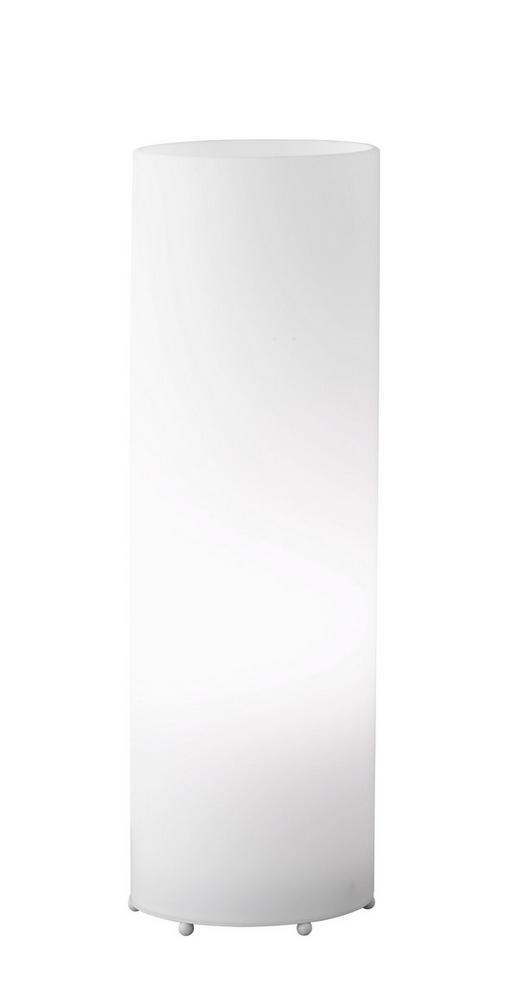 TISCHLEUCHTE - Weiß, Design, Glas/Metall (10/30cm) - Boxxx