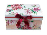 KARTONAGE 23/16/12 cm  - Pink/Rot, Basics, Karton/Papier (23/16/12cm) - Boxxx