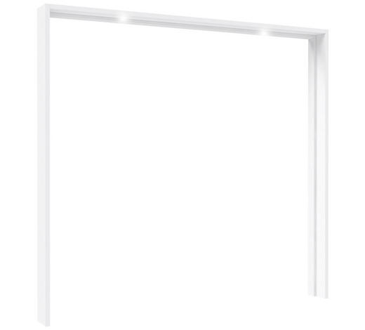 PASSEPARTOUTRAHMEN - Weiß, Design, Holzwerkstoff (230,9/215,1/23,8cm) - Carryhome