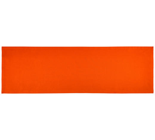 TISCHLÄUFER 45/150 cm - Orange, Basics, Textil (45/150cm) - Novel