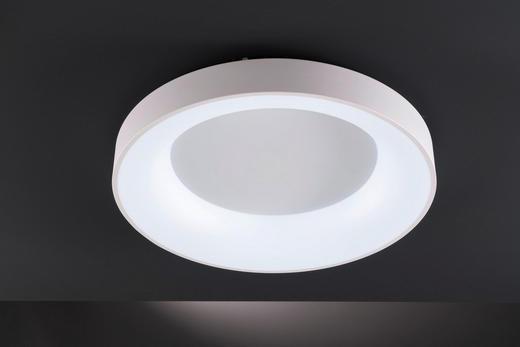 LED-DECKENLEUCHTE - Weiß, MODERN, Kunststoff (78/13/78cm) - Wofi