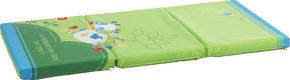 MADRASS TILL RESESÄNG - grön, Basics, textil (118/59/5cm) - My Baby Lou