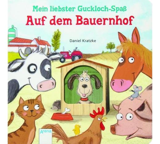 BILDERBUCH - Multicolor, Basics, Karton (16/16/1cm) - Arena