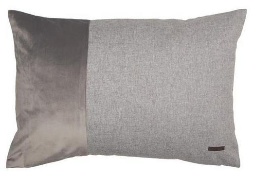 KISSENHÜLLE Hellgrau 38/58 cm - Hellgrau, Textil (38/58cm) - Esprit