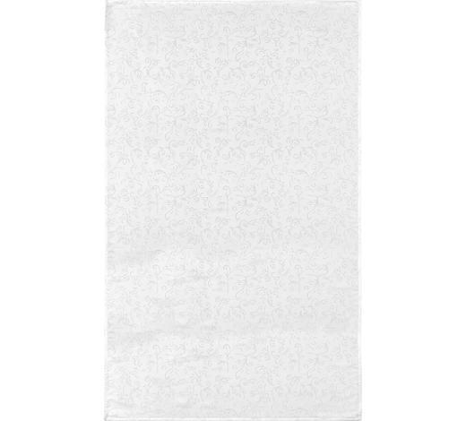 TISCHDECKE 130/220 cm   - Weiß, KONVENTIONELL, Textil (130/220cm) - Novel