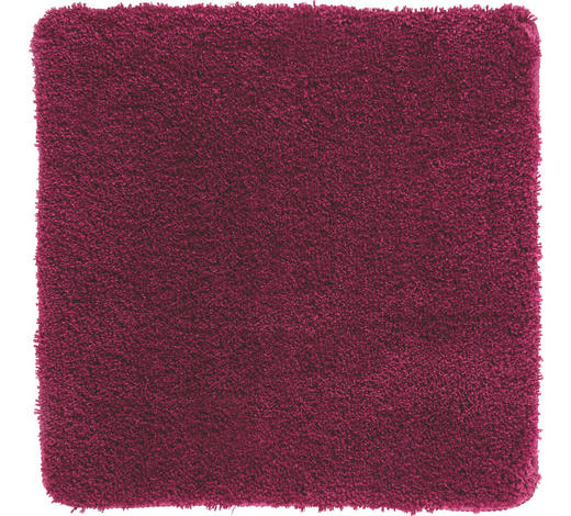 BADEMATTE in Lila 50/50 cm - Lila, Basics, Weitere Naturmaterialien/Textil (50/50cm) - Esposa