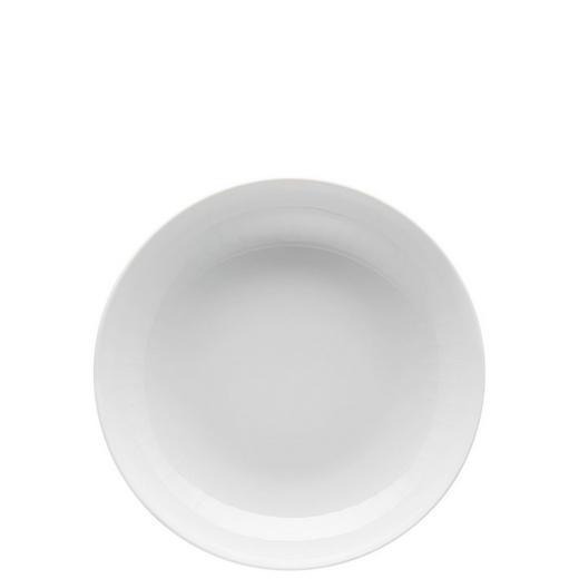 SUPPENTELLER Porzellan - Weiß, Basics (23cm)