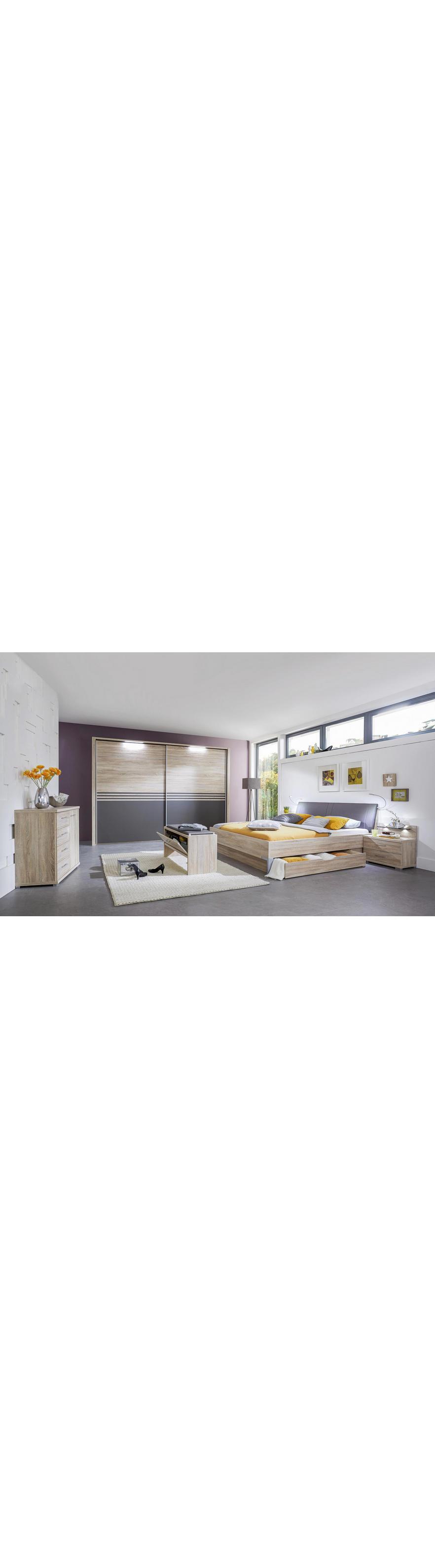 Schlafzimmer Eichefarben Online Kaufen Xxxlutz